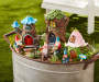 Fairy Garden Gnome Couple with Sign 2 Piece Set lifestyle