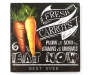 Farm Fresh Carrots Wall Plaque Front View Silo Image