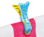 Fish Towel Clip On Towel Laundry Line Silo Image