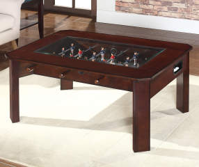 Foosball Coffee Table Big Lots