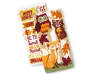 Forest Friends Kitchen Towels 2 Pack Stacked and Fanned Silo Image