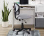 GREY MESH CHAIR BTC17