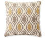 Gold Morocco Decorative Pillow