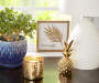 Gold Pineapple Tabletop Decor lifestyle
