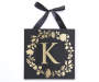 Golden k Letter Wall Plaque Silo Image