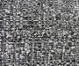 Gray High Back Deluxe Outdoor Chair Cushion Texture Swatch