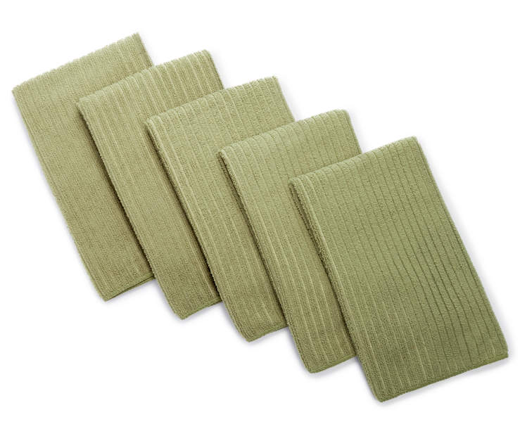 Towel Stock Lots: Great Gatherings 5-Pack Kitchen Dish Towels