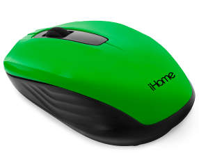 Ihome Green Neon Wireless Mouse Big Lots