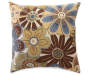 Green Siobhan Decorative Throw Pillow Front View Silo Image