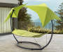 Green Skyline Hammock with Canopies lifestyle image