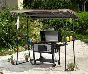 Wilson Amp Fisher Grill Gazebo Replacement Canopy 7 X 5