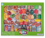 Hamburger and Snacks Play Food Set 70 Piece in Package Silo Image