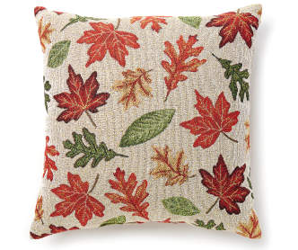Big Lots Red Throw Pillows : Red Siobohn Floral Throw Pillow, (18