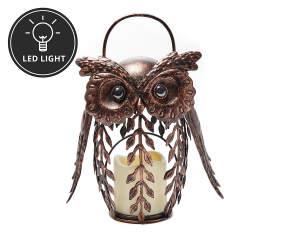 Led Owl Lantern Big Lots