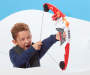 Hasbro Nerf N-Strike Mega Lightning Bow Boy Shooting