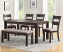 Hayden Wire Brush Dining Table