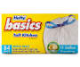 Hefty Basics   13-Gallon Lemon Scented Tall Kitchen Trash Bags, 84-Count