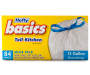 Hefty Basics   13-Gallon Tall Kitchen Garbage bags, 84-Count
