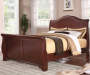 Henry Complete Queen Sleigh Bed Room View