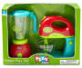 Home Play 2 Piece Blender and Mixer Set In Package Overhead View Silo Image