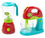 Home Play 2 Piece Blender and Mixer Set Out of Package Side by Side Silo Image