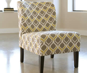 Signature Design By Ashley Annora Teal Accent Chair Big Lots