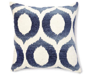 Big Lots Red Throw Pillows : Indigo Olson Throw Pillow, (18
