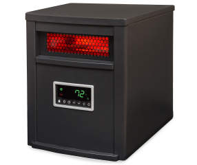 Warm Living Infrared 6 Element Quartz Space Heater Big Lots