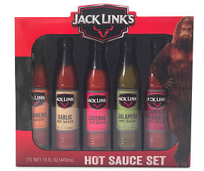 Jack Link S Jack Link S Hot Sauce Set 5 Pack Big Lots