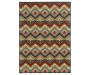 Jasper Multi-Color Area Rug 5FT3IN x 7FT3IN Silo Image