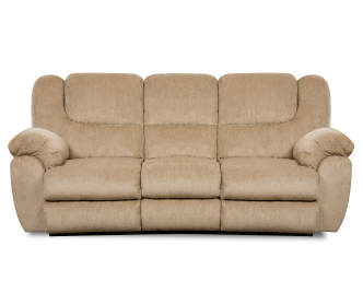Simmons Journey Reclining Console Loveseat Big Lots