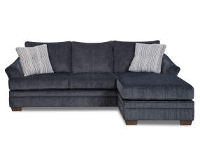 Simmons Judson Slate Sofa Chaise Big Lots