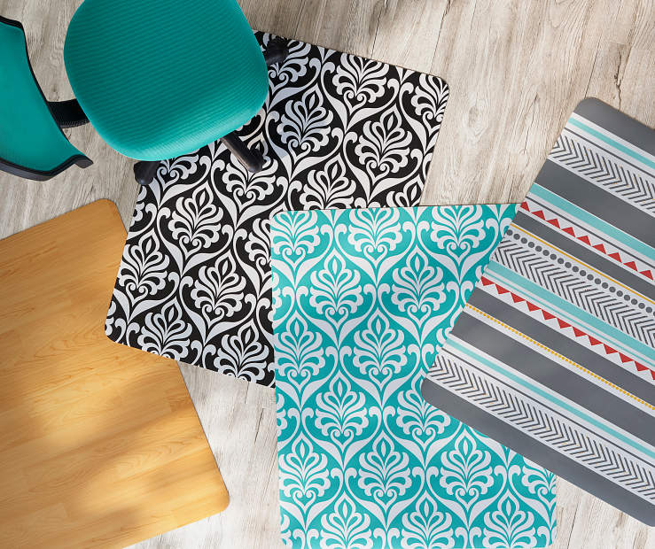 Just Home Chair Mat Collection Big Lots