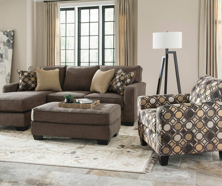 Keenum living room furniture collection big lots for Looking for living room furniture