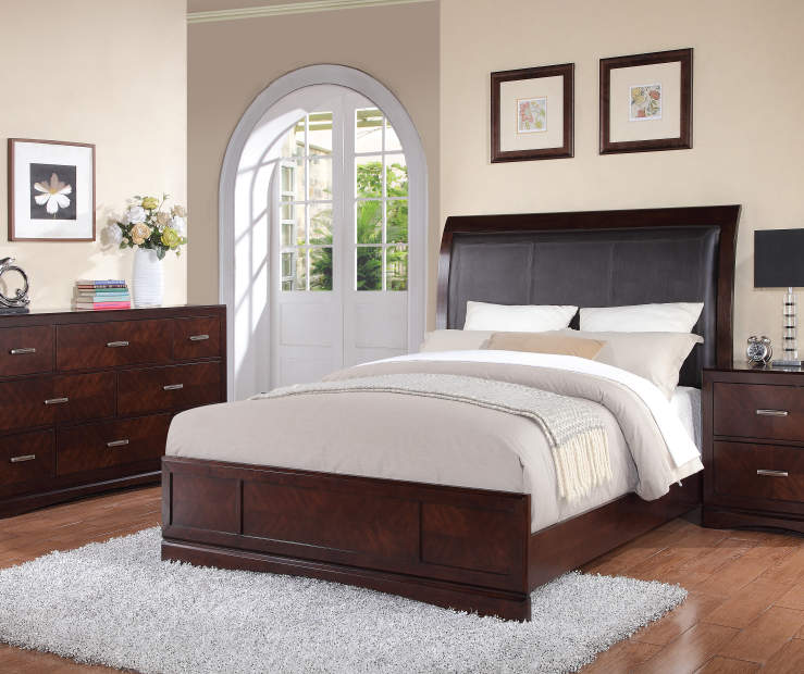 Kingston Queen Bedroom Set Big Lots
