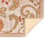 LC MONACO COLLECTION ACCENT RUG JACOBEAN