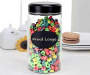 Large Circle Chalk Canister Lifestyle Image