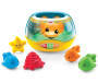 Laugh and Learn Magical Lights Fishbowl silo front out of package