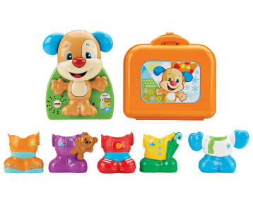 Fisher-Price Laugh & Learn Dress & Go Puppy - Kohl's