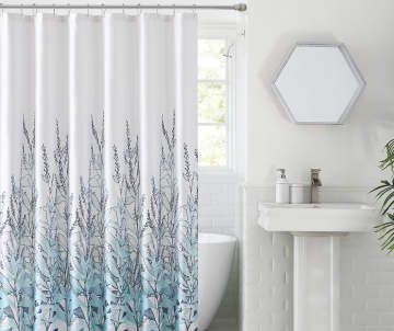 curtain du product curtains bath store fabric bois shower bed beyond