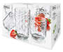 Libbey Cancun 16 piece glassware set box shot
