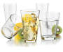 Libbey Flare 16-Piece Drinkware Set Silo image