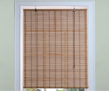 Blinds shades big lots for Exterior no chain window shade