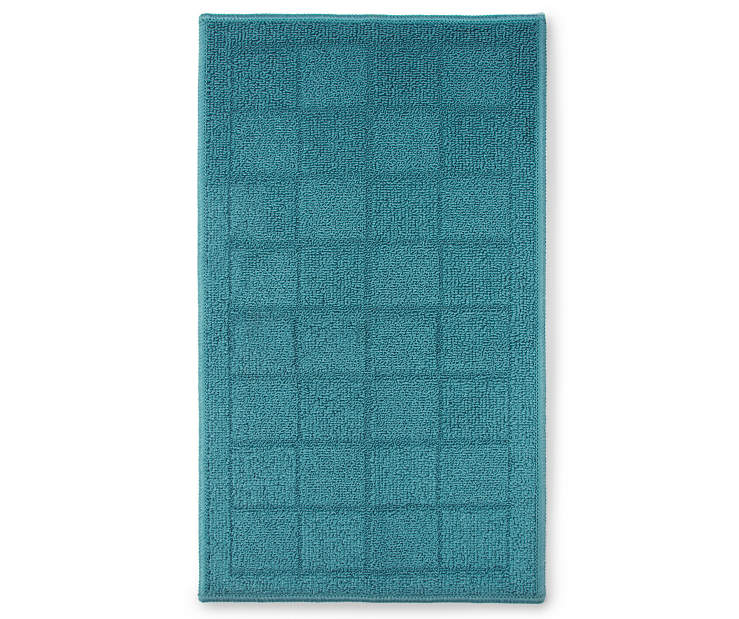Living Colors Hampton Blue Accent Rugs Big Lots