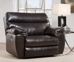 Simmons Lucky Espresso Cuddler Recliner Big Lots
