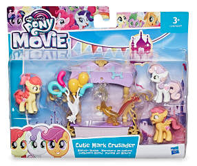 My Little Pony Friendship Is Magic Collectible Story Pack