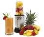Magic Bullet Blender Set with Fruit and Glass Displayed Silo Image