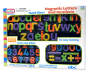 Magnetic Letters and numbers box photo