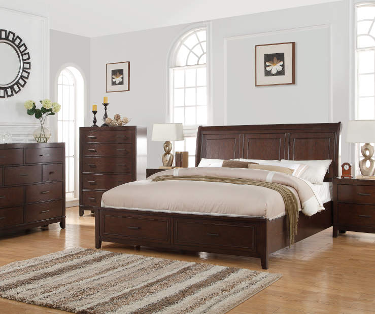 Manoticello King Bedroom Collection