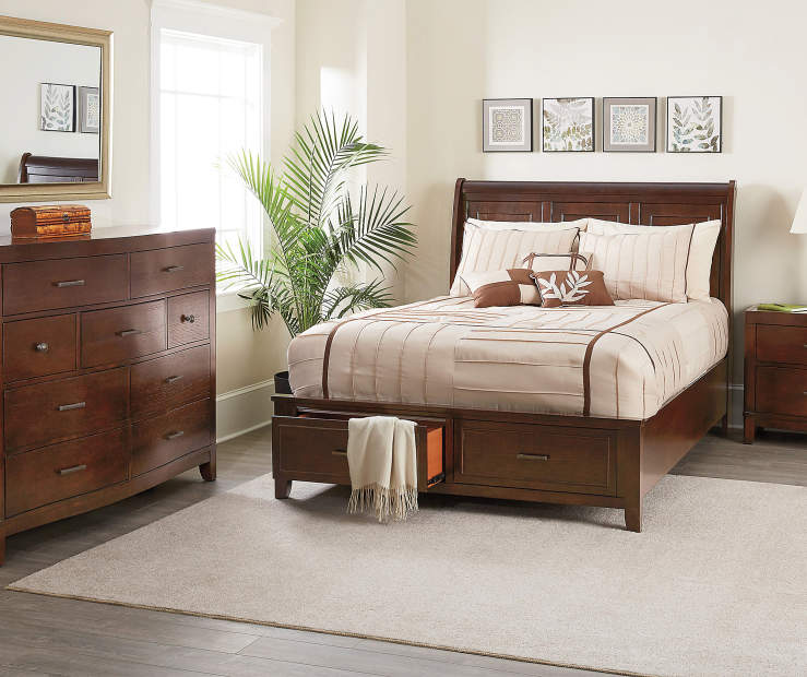 Manoticello Queen Bedroom Collection Big Lots